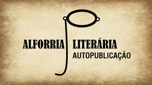 Alforria literária com fundo