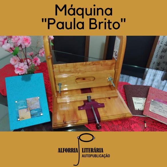 Máquina _Paula Brito_