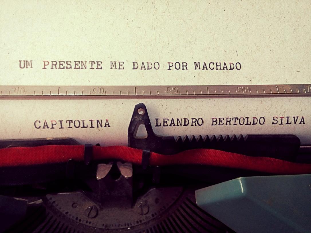 Um presente me dado por Machado