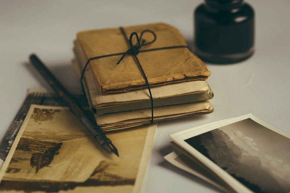 cartas antigas