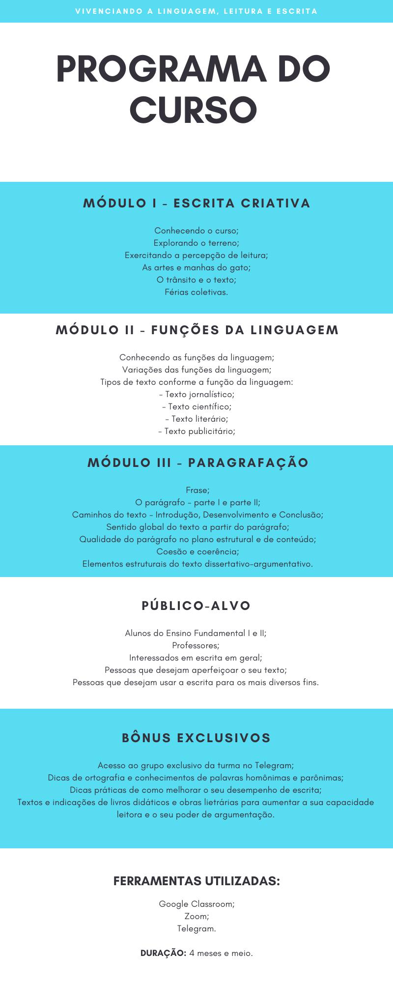 Copy of vivenciando a linguagem, leitura e escrita
