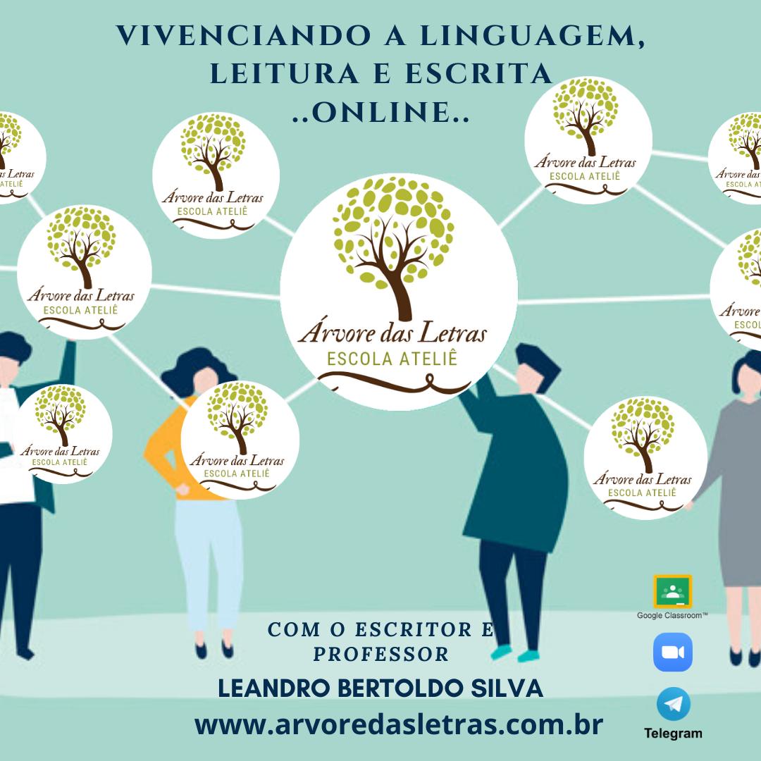 Vivenciando a linguagem, leitura e escrita - curso online3